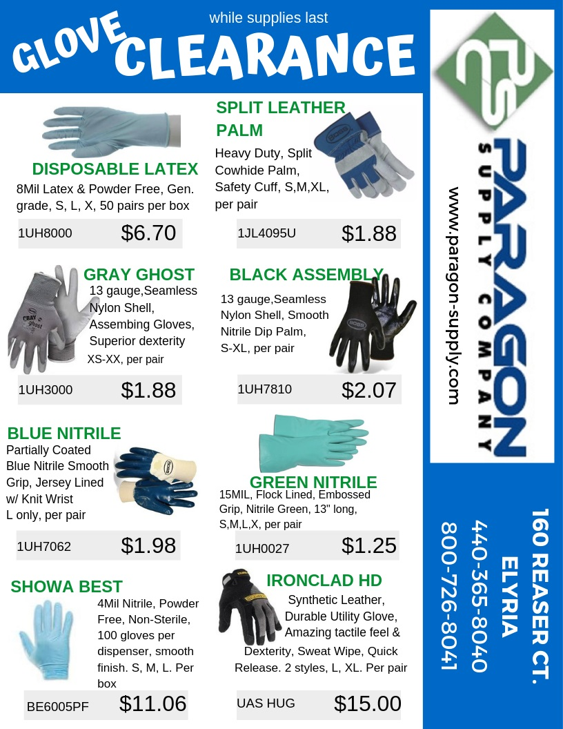 latex gloves, welding gloves, assemby gloves, manufacturing gloves, leather gloves, Boss gloves, cleaning gloves
